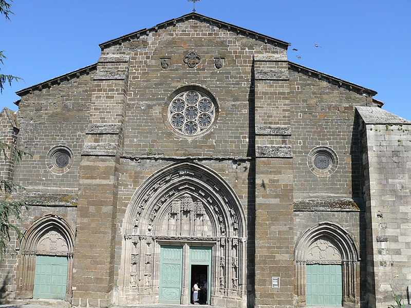 Photo du Monument Historique Eglise Saint-Laurent situé à Le Puy-en-Velay