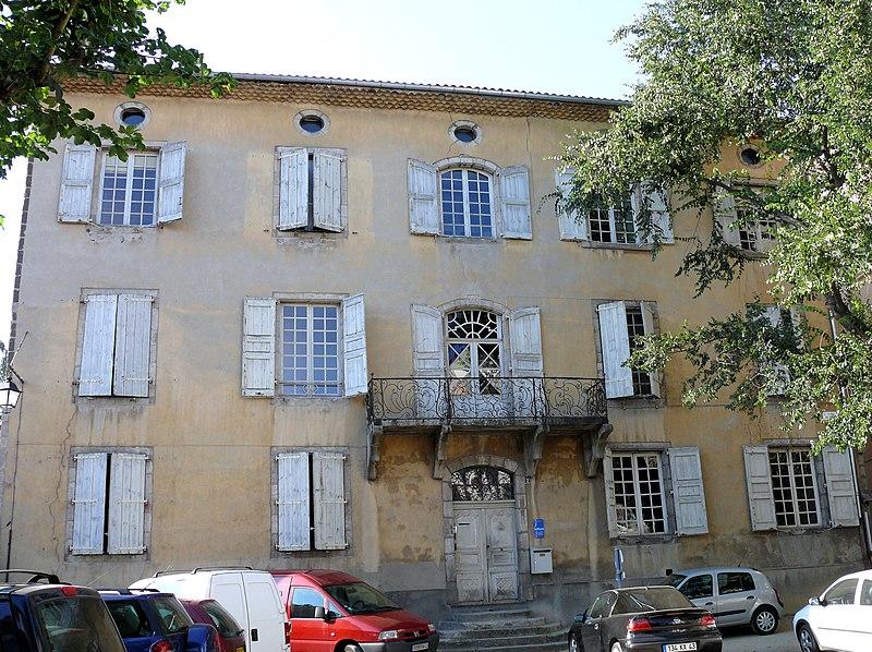 Photo du Monument Historique Ancien hôtel Pons-des-Ollières situé à Le Puy-en-Velay