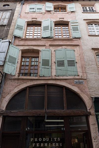 Photo du Monument Historique Immeuble situé à Puy-en-Velay (Le)