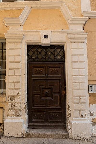 Photo du Monument Historique Maison Renaissance situé à Le Puy-en-Velay