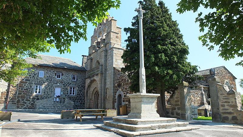 Photo du Monument Historique Croix de la fin du 16e siècle situé à Saint-Front