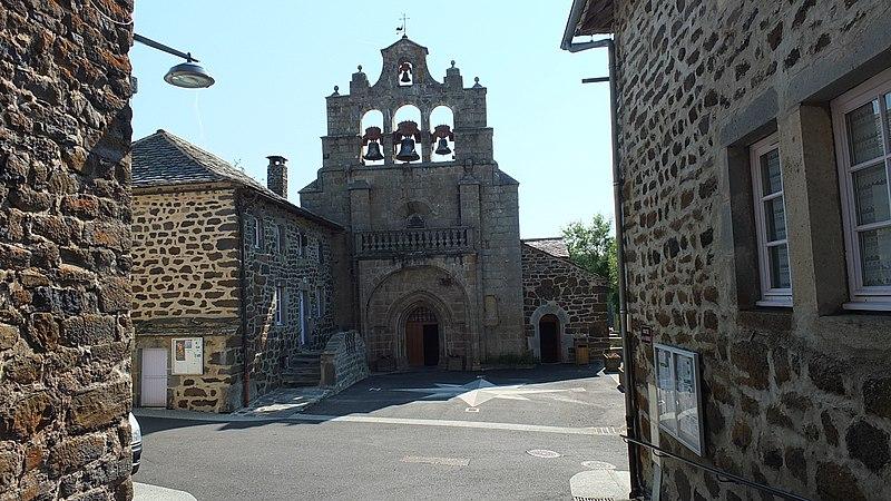 Photo du Monument Historique Eglise Saint-Front situé à Saint-Front
