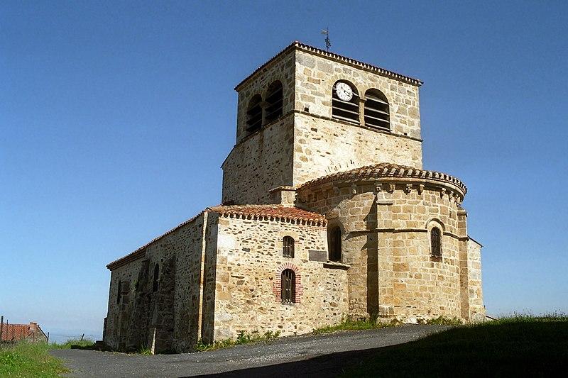 Photo du Monument Historique Eglise Saint-Hilaire situé à Saint-Hilaire