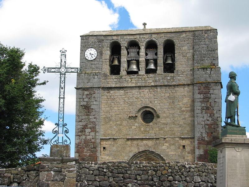 Photo du Monument Historique Eglise Saint-Paul situé à Saint-Paul-de-Tartas