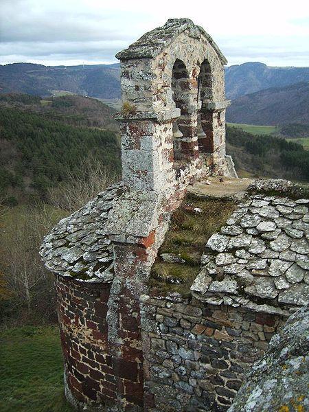 Photo du Monument Historique Chapelle Saint-Jacques-de-Rochegude situé à Saint-Privat-d'Allier