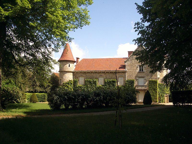 Photo du Monument Historique Château de Saint-Romain-Lachalm situé à Saint-Romain-Lachalm