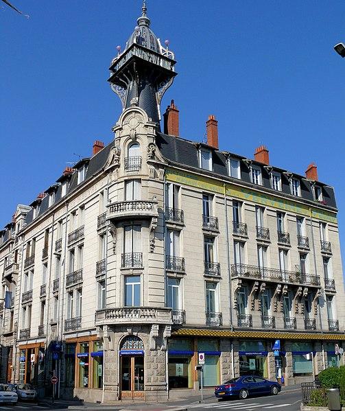 Photo du Monument Historique Immeuble de la Verveine du Velay situé à Le Puy-en-Velay