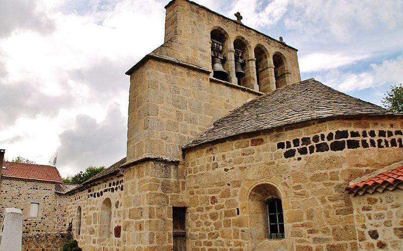 Photo du Monument Historique Eglise Saint-Bruno situé à Saint-Vénérand