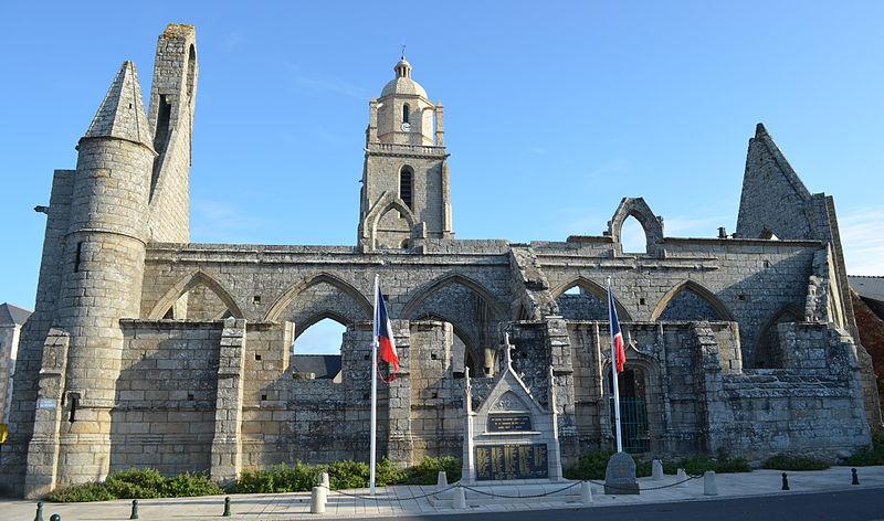 Photo du Monument Historique Chapelle Notre-Dame-du-Murier situé à Batz-sur-Mer