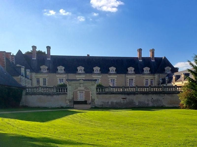 Photo du Monument Historique Château de l'Epinay situé à Carquefou