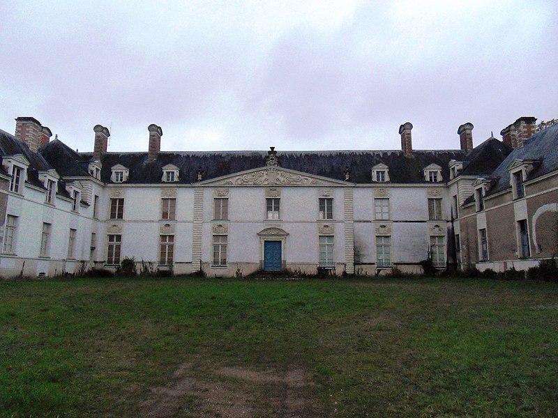 Photo du Monument Historique Château de la Seilleraye situé à Carquefou