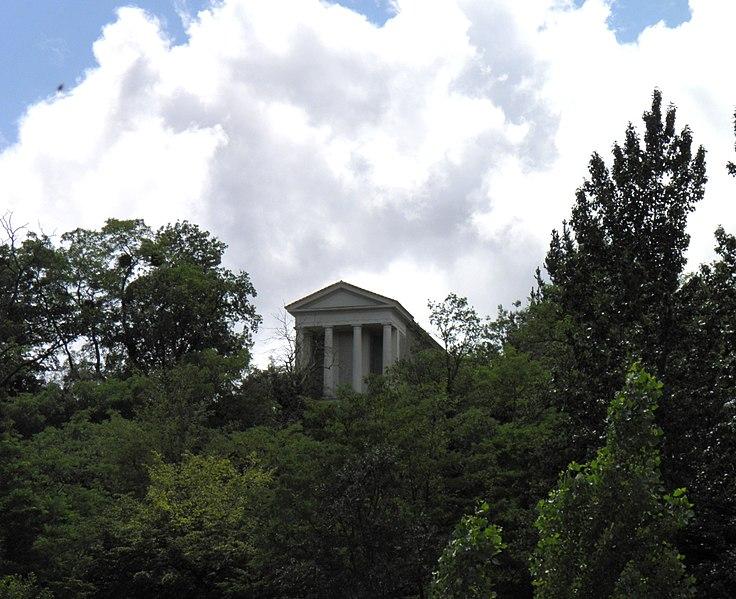 Photo du Monument Historique Domaine de la Garenne-Lemot situé à Clisson