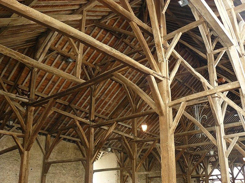 Photo du Monument Historique Halles situé à Clisson