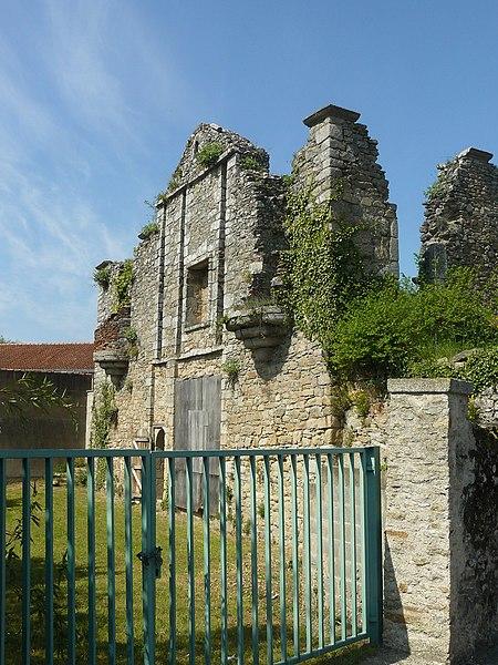 Photo du Monument Historique Porte de la Ville situé à Clisson