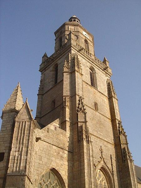 Photo du Monument Historique Eglise Notre-Dame de Pitié situé à Le Croisic