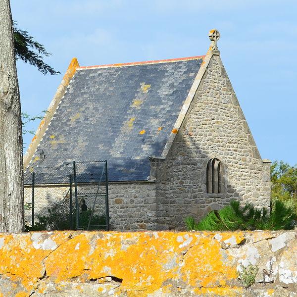 Photo du Monument Historique Eglise Saint-Goustan situé à Croisic (Le)