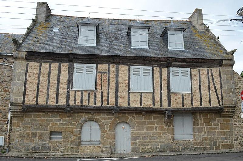 Photo du Monument Historique Maison situé à Croisic (Le)