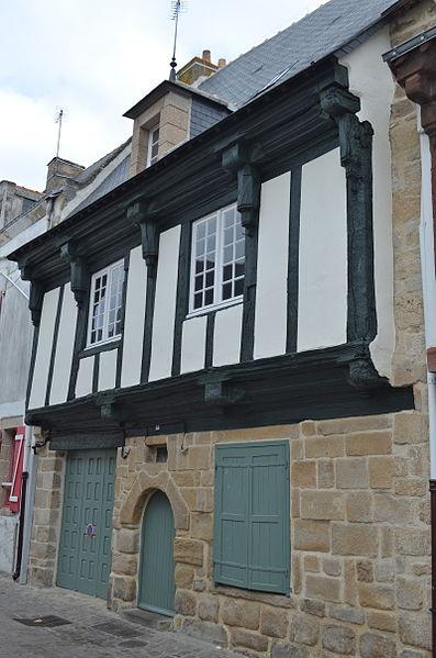 Photo du Monument Historique Maison situé à Le Croisic