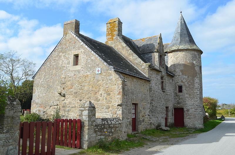 Photo du Monument Historique Manoir de Kervaudu situé à Croisic (Le)