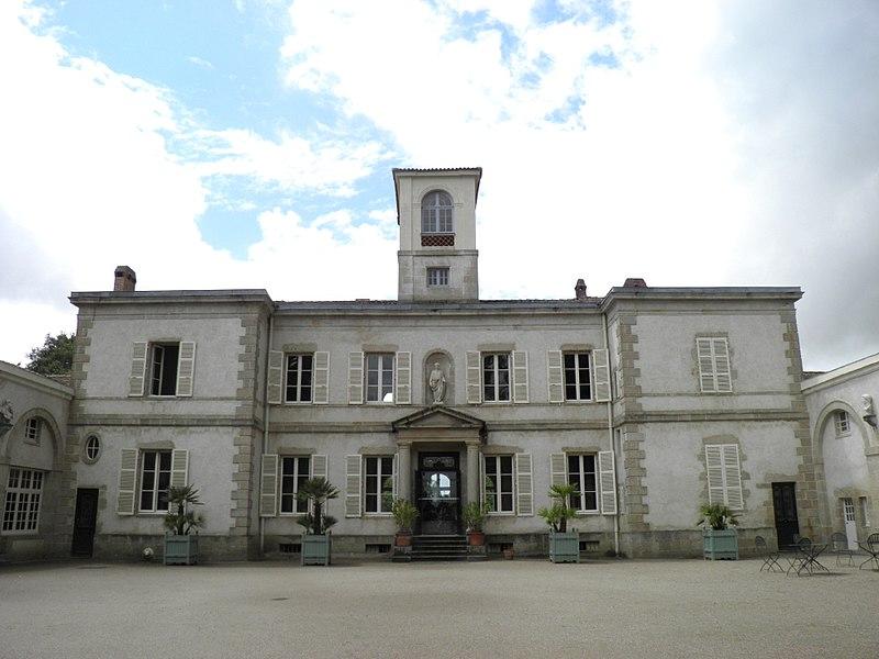 Photo du Monument Historique Domaine de la Garenne-Lemot (également sur communes de Clisson, dans la Loire-Atlantique, et Cugand, en Vendée) situé à Gétigné