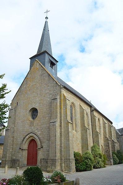 Photo du Monument Historique Chapelle Notre-Dame-la-Blanche situé à Guérande