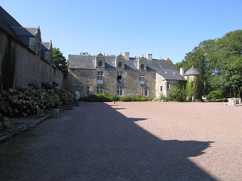 Photo du Monument Historique Château de Careil situé à Guérande