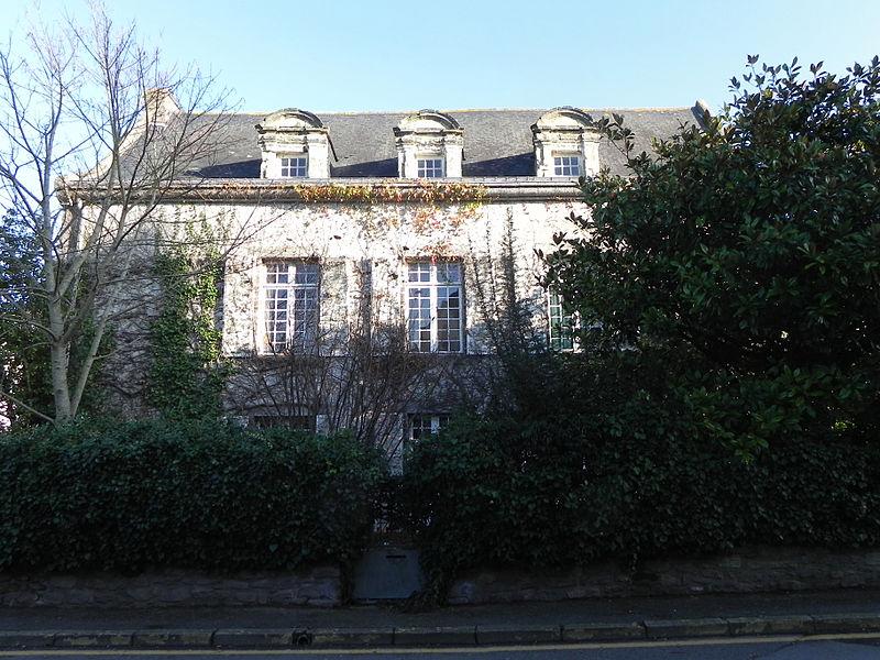 Photo du Monument Historique Maison situé à Guérande