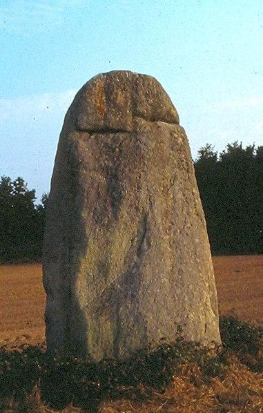 Photo du Monument Historique Menhir situé à Guérande