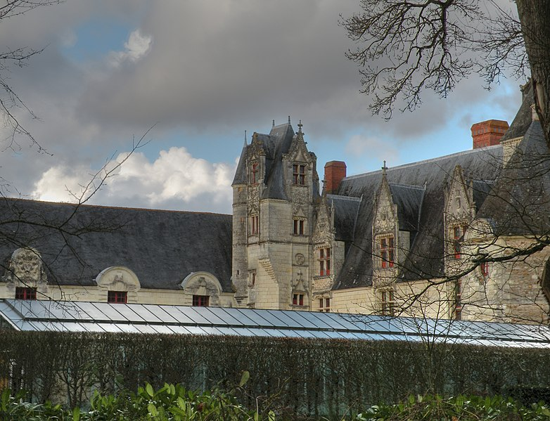 Photo du Monument Historique Château de Goulaine situé à Haute-Goulaine