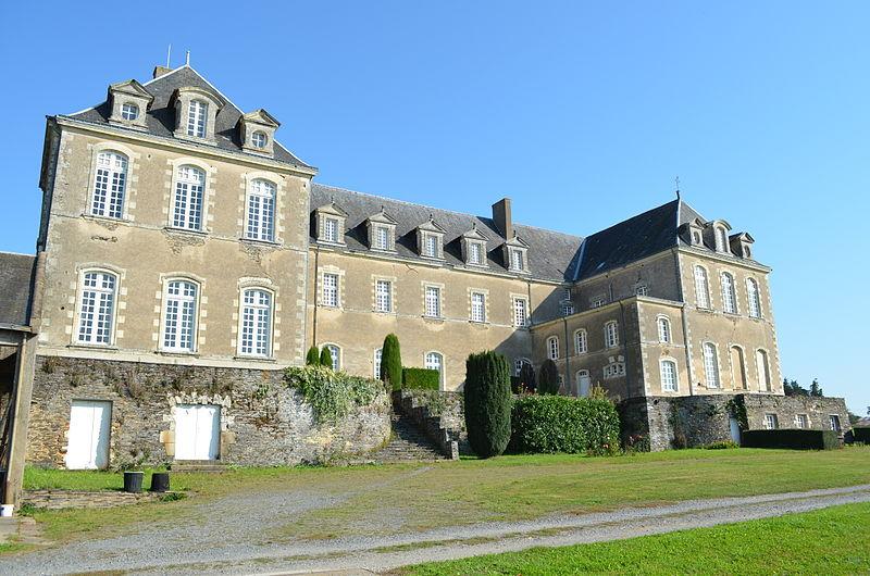 Photo du Monument Historique Abbaye de Melleray situé à Meilleraye-de-Bretagne (La)