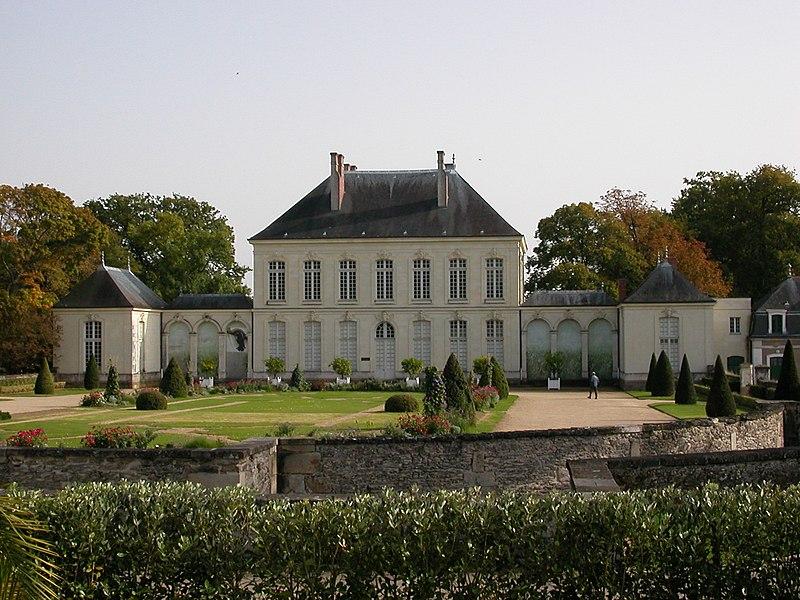 Photo du Monument Historique Château du Grand Blottereau situé à Nantes