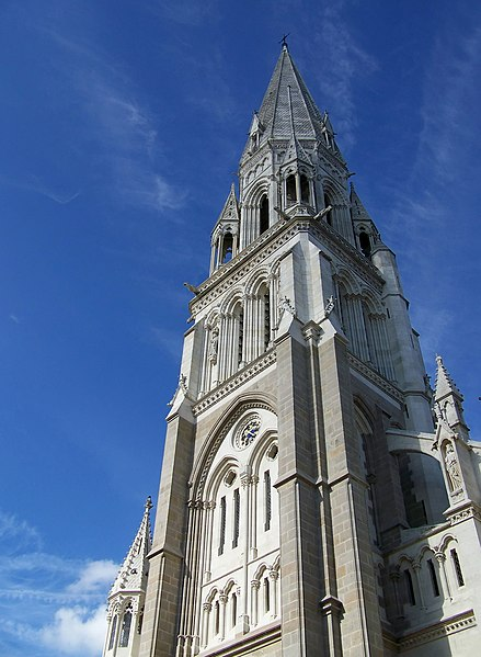 Photo du Monument Historique Eglise Saint-Nicolas situé à Nantes