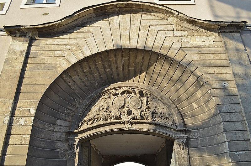 Photo du Monument Historique Hôtel Saint-Pern situé à Nantes