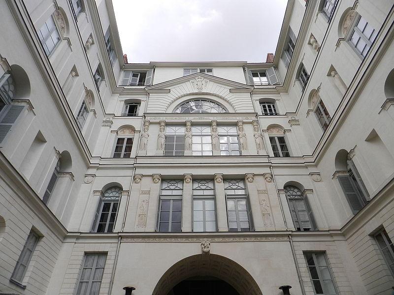 Photo du Monument Historique Hôtel Scheult situé à Nantes