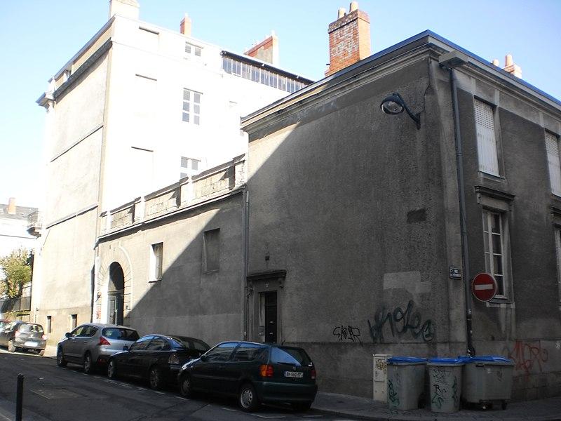 Photo du Monument Historique Immeuble sur le Cours Cambronne situé à Nantes