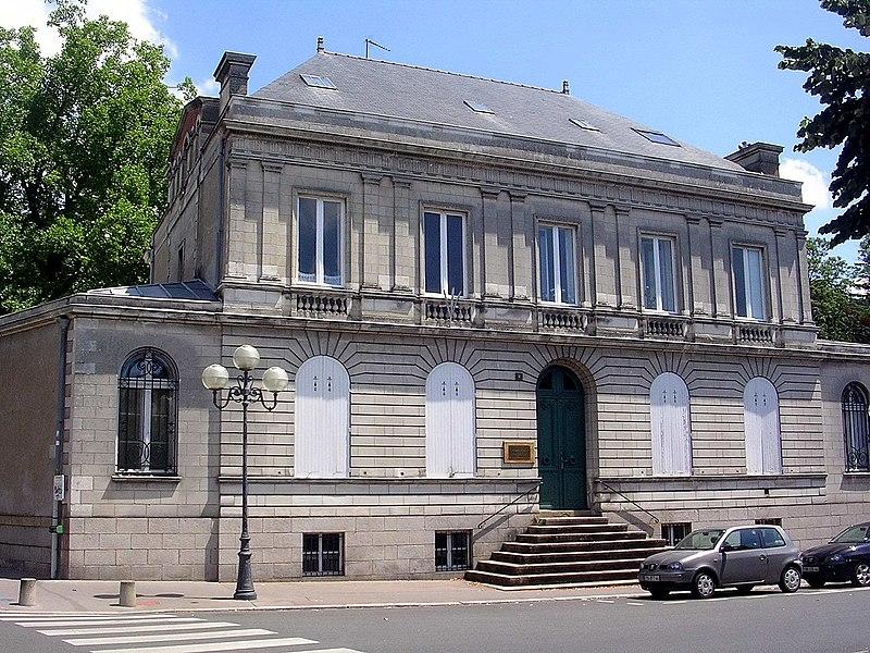 Photo du Monument Historique Immeuble, ancien hôtel particulier Massion situé à Nantes