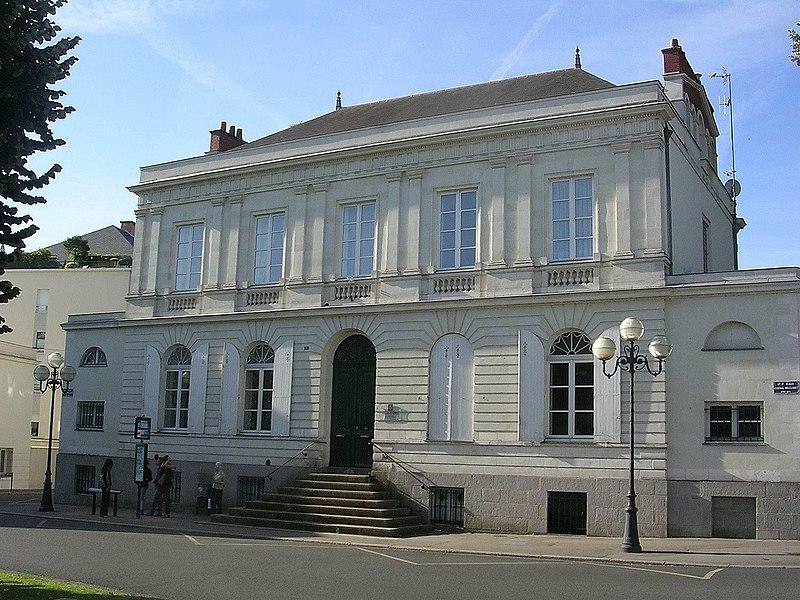 Photo du Monument Historique Immeuble, ancien hôtel particulier Philippe situé à Nantes