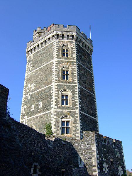 Photo du Monument Historique Château situé à Oudon