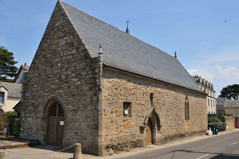 Photo du Monument Historique Chapelle de Penchâteau situé à Le Pouliguen