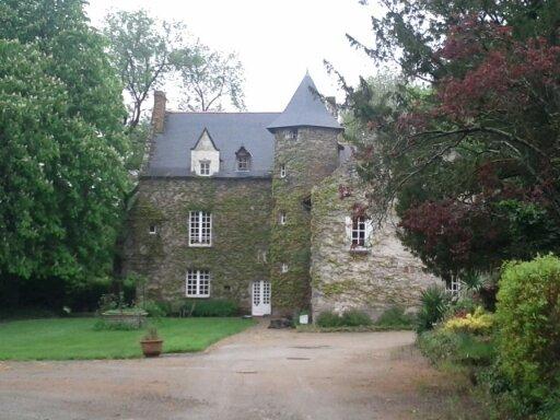 Photo du Monument Historique Manoir de la Paclais situé à Saint-Herblain