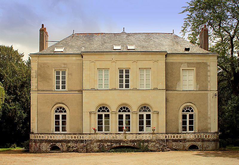 Photo du Monument Historique Gentilhommière de la Meslerie situé à Saint-Julien-de-Concelles