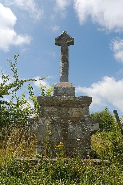 Photo du Monument Historique Croix dite du Dernier situé à Saint-Nazaire