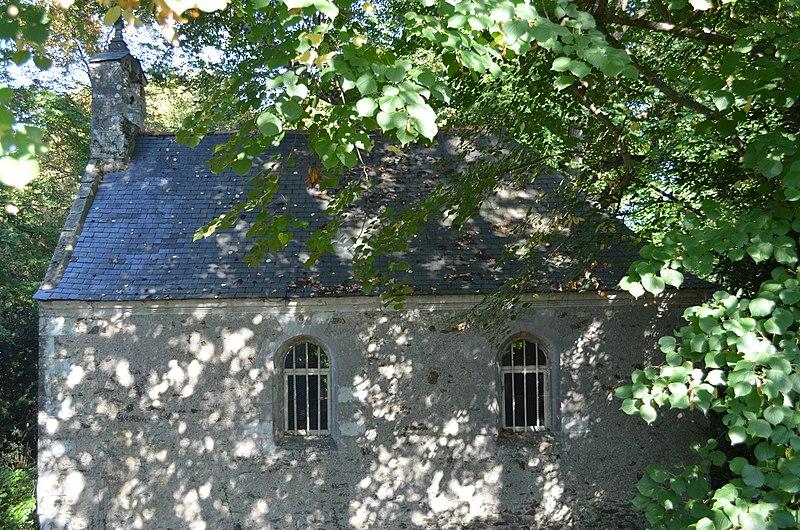 Photo du Monument Historique Chapelle situé à Saint-Sébastien-sur-Loire