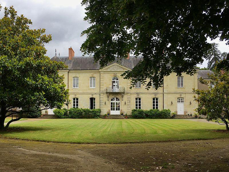 Photo du Monument Historique Folie de la Gibraye situé à Saint-Sébastien-sur-Loire