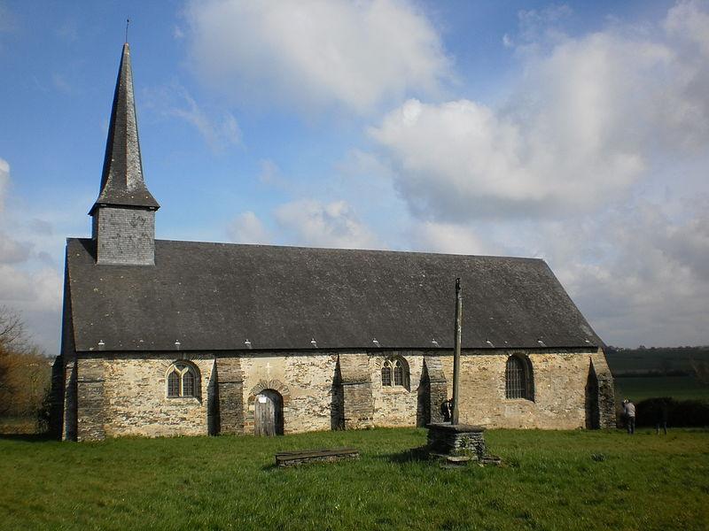 Photo du Monument Historique Chapelle du Vieux Bourg situé à Saint-Sulpice-des-Landes