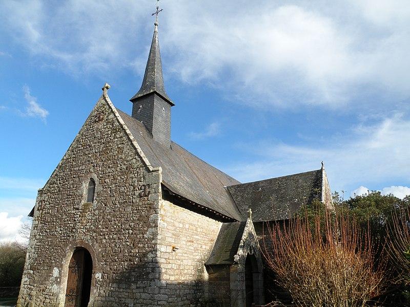Photo du Monument Historique Chapelle Notre-Dame de Bongarant situé à Sautron