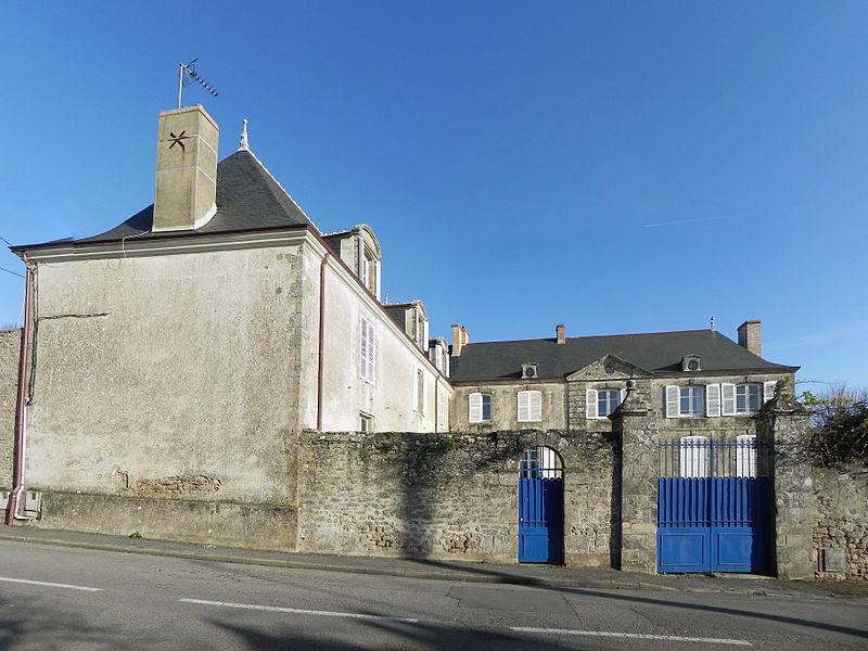 Photo du Monument Historique Hôtel Saint-Clair situé à Guérande