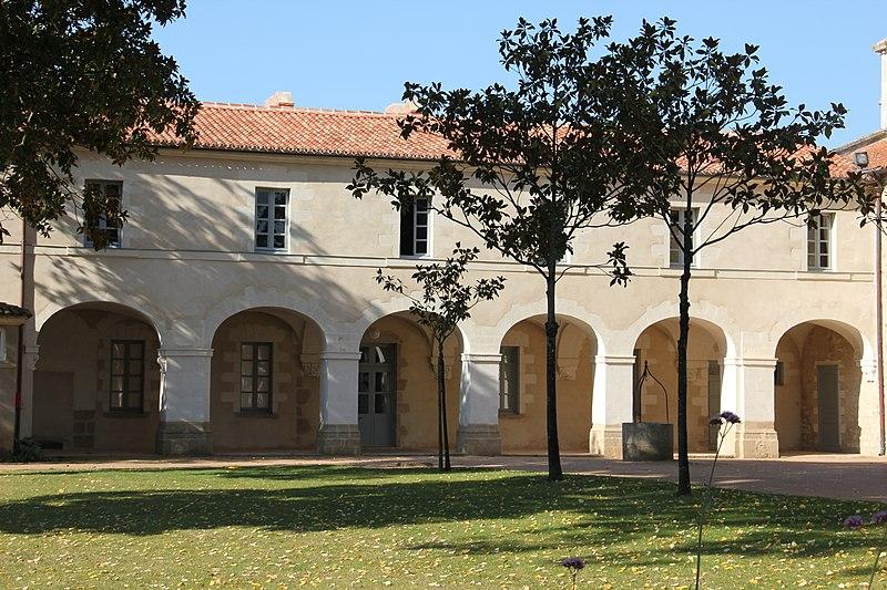 Photo du Monument Historique Villa de la Garenne-Valentin situé à Clisson
