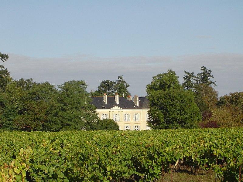 Photo du Monument Historique Villa des Montis situé à Haute-Goulaine
