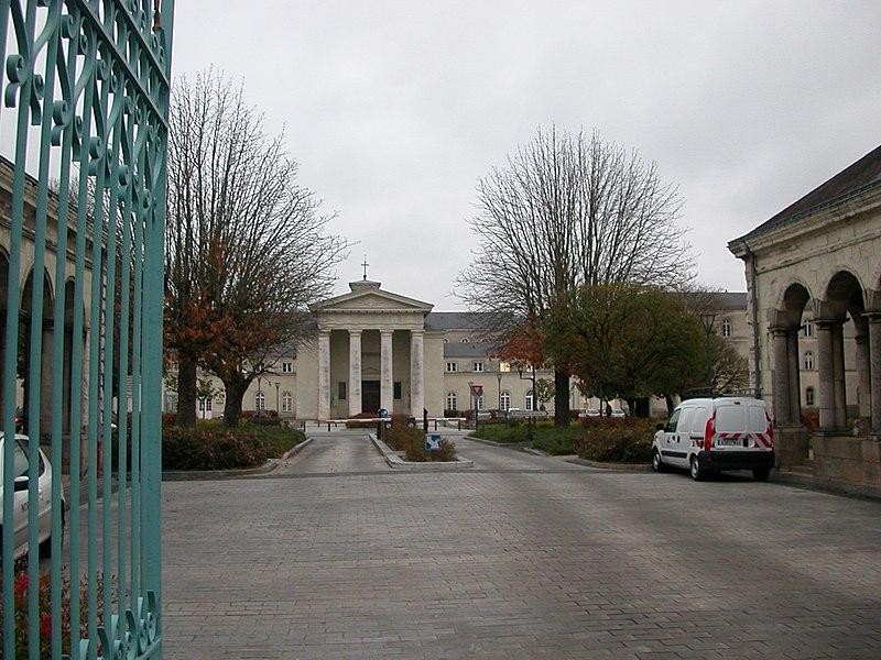 Photo du Monument Historique Hôpital Saint-Jacques de Pirmil situé à Nantes